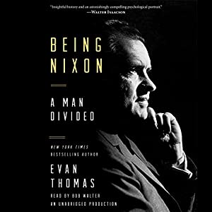 Being Nixon Audiobook