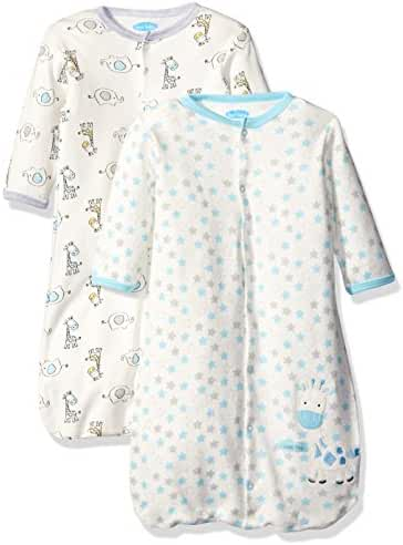 BON BEBE Baby Assorted 2 Pack Wearable Blanket