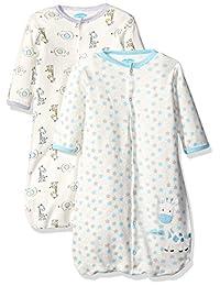 BON BEBE Girls' Butterfly Assorted 2 Pack Sleep Sack