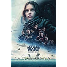 "Star Wars: Rogue One - Movie Poster / Print (Regular Style / One Sheet Design) (Size: 24"" x 36"")"