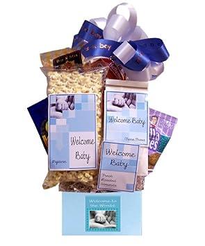 Baby Boy Bundles Unusual Baby Gift - Traditional