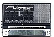 STYLOPHONE GEN X-1 Portable Analog Synthesizer: with Built-in Speaker, Keyboard and Soundstrip, LFO, Low pass