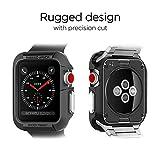 Spigen Rugged Armor Designed for Apple Watch Case
