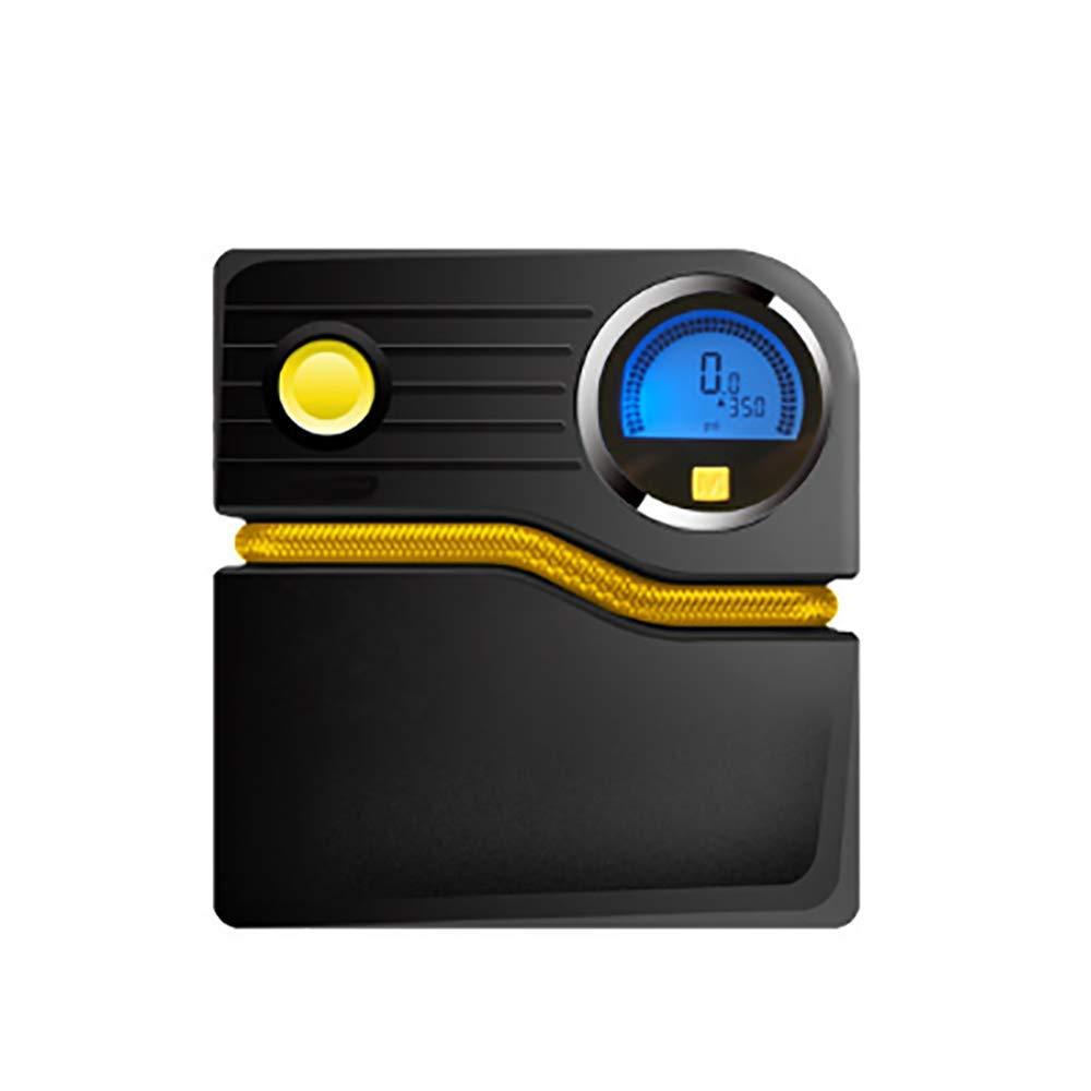 XPZ00 Luftpumpe 12v Digital Inflator Display Portable Mini Inflator Digital für Elektro-Badungen 4b3ffc