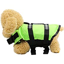 Big Promotion!!Farjing Pet Products Outward Adjustable Doggy Life Jacket With Rescue Handle