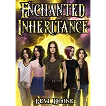 Enchanted Inheritance (The Purple Plague Mysteries Book 1)
