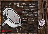 550lbs Pull Force Military Grade Neodymium N52