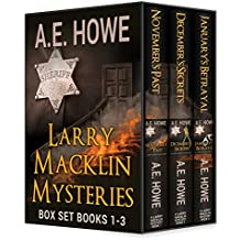 Larry Macklin Mysteries:  Books 1-3