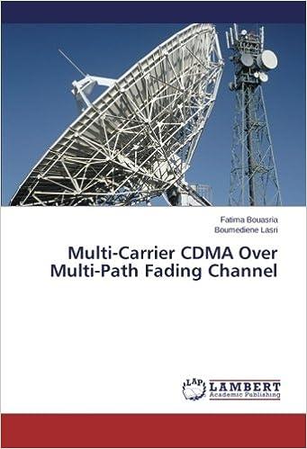 Multi-Carrier CDMA Over Multi-Path Fading Channel: Amazon.es ...