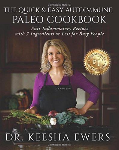 Quick Autoimmune Paleo Cookbook Anti Inflammatory product image