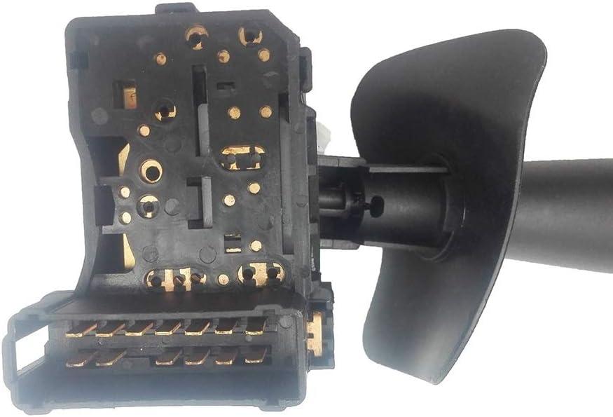 DINGZH-HANGZH Commutateur De Combinaison De Colonne Dessuie-Glace De Voiture Compatible pour Dacia Duster Logan Sandero LHD 6001551357 6001551358 251694 251693 Interrupteurs de Colonne de Direction
