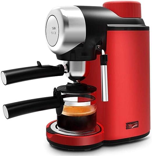 CS-LJ Cafetera Espuma de Capuchino a Vapor a Alta presión Espuma de Leche Máquina for Hacer café: Amazon.es: Hogar