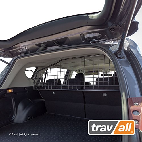 Travall Guard Compatible with Toyota RAV4 4 Door 2012-2018 TDG1417 – Rattle-Free Steel Pet Barrier