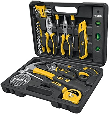 Juego 42 herramientas Pretul Comfort Grip