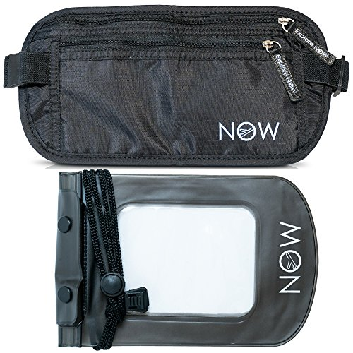 travel-fanny-pack-passport-holder-rfid-blocking-hidden-waist-pack-wallet-for-men-women-w-waterproof-
