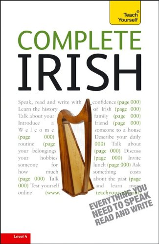 Complete Irish: A Teach Yourself Guide (Teach Yourself (McGraw-Hill))