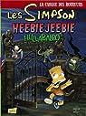 Les Simpson - La cabane des horreurs, Tome 3 : Heebie-Jeebie Hullabaloo par Groening