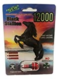 BLACK STALLION 12000 ALL NATURAL MALE ENHANCEMENT PILLS (3)
