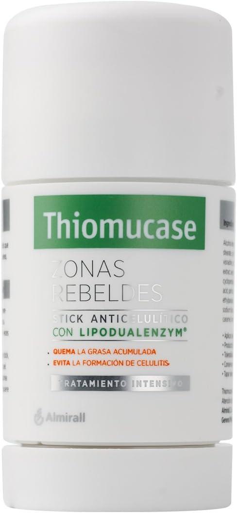 Thiomucase Stick Anticelulítico Con Lipodualenzym
