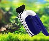 Aquarium Glass Algae Scraper Cleaner Handle Design Floating Magnetic Brush magnetic brush Magnetic Algae Scrubber
