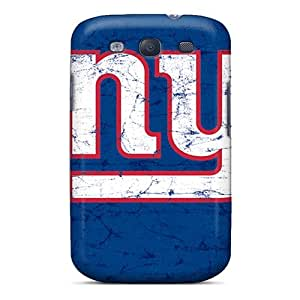 DustinFrench Galaxy S3 Comfortable Phone Hard Cover Customized Attractive New York Giants Pattern [PFw18006yqlD]