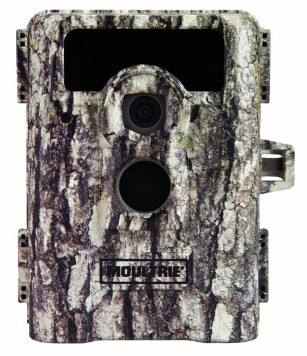 Moultrie D-555i 8MP No Glow Infrared Wide Angle Camera, Outdoor Stuffs