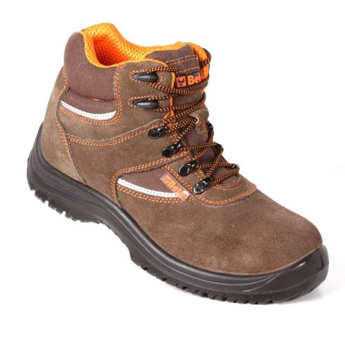 Keeper scarpe Work alte scamosciate Glide Beta 7255na xSwqd