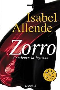 El Zorro par Isabel Allende