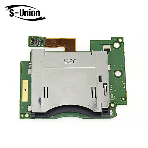S-Union Replacement 2015 New Version Nintendo 3DS XL Game Slot Card Reader N3DSXL