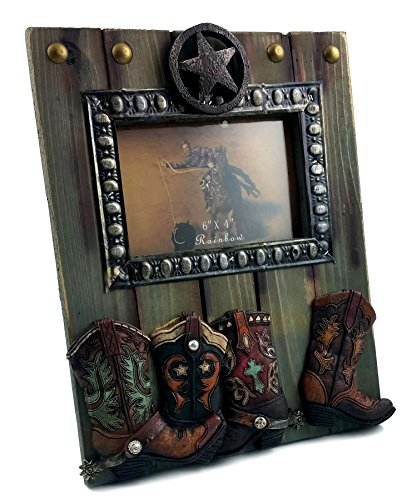 Hand Painted Frame -