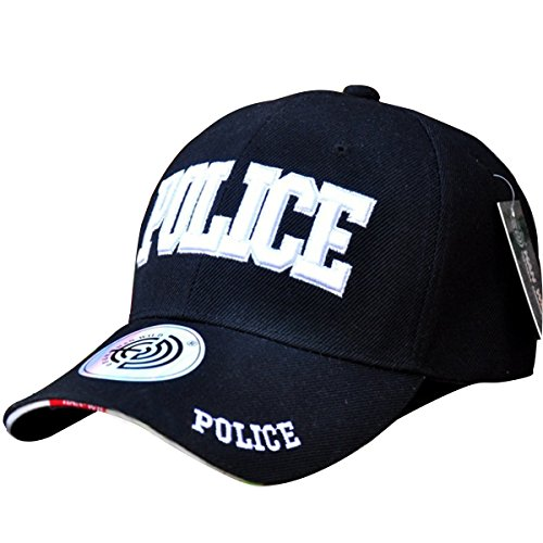 HANWILD-Police-The-Seal-Baseball-Hat-Embroidered-Adjustable-US-Army-Cap