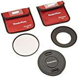 WonderPana 145 Essentials CPL Kit - Core Filter Holder with Slim Circular Polarizing Filter for Canon 17mm TS-E Super Wide Tilt/Shift f/4L Lens