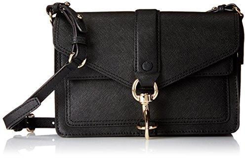 Rebecca Minkoff Hudson Moto Mini Cross Body Bag BlackOne Size