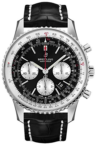 Breitling Navitimer 1 B01 Chronograph 46 Men's Watch AB0127211B1P1 ()