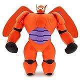 robot baymax - Disney Exclusive Big Hero 6 Baymax Mech Armor Plush 15 1/2''