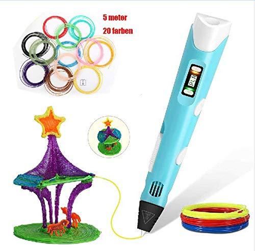 Pluma de Impresión 3D para Niños, Pluma de impresión 3D Pluma PLA ...
