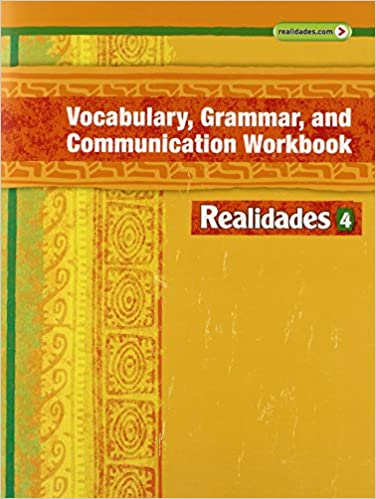 Realidades 2014 practice workbook level 4 prentice hall realidades 2014 practice workbook level 4 workbook ed edition by prentice hall fandeluxe Choice Image
