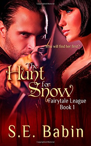 book cover of The Hunt for Snow