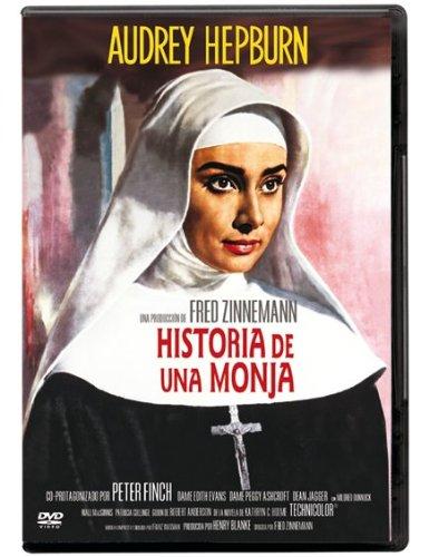 Historia De Una Monja [DVD]: Amazon.es: Audrey Hepburn, Peter ...