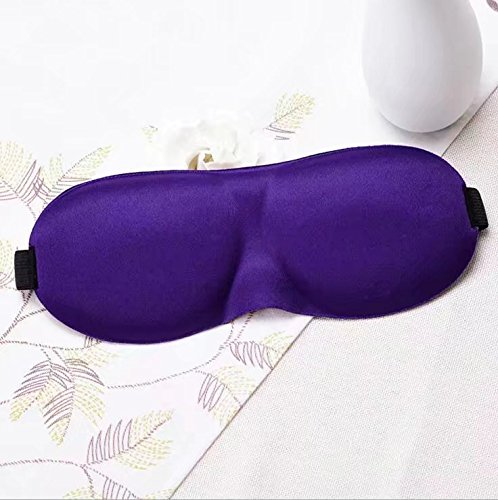 3D stereo goggles shade sleep relief fatigue breathable goggles,purple Teamworks