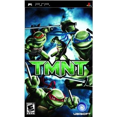 TMNT PSP (Turtles Ninja Psp Games)