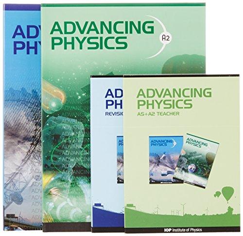 Advancing Physics: AS + A2 Teacher Pack: Teacher Pack