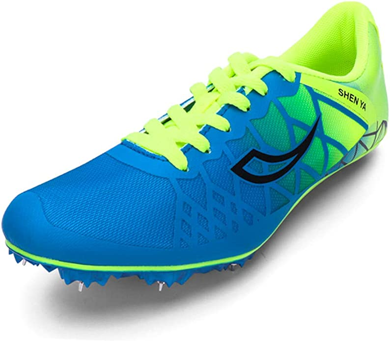 Thestron Track Shoes Boys Girls Spikes