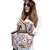 Lunch Bag IEason Tote Bag Lunch Organizer Lunch Holder Lunch Container (C)