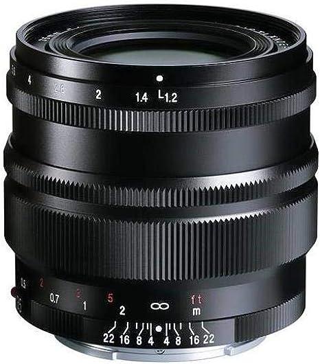 Voigtlander Nokton 35 Mm F 1 2 Se Asphärisches Kamera