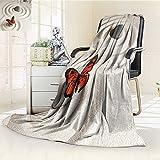 AmaPark Digital Printing Blanket Zen Rock On The Sand Butter Serenity Life Cycle Meditation Orange Summer Quilt Comforter