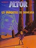 img - for Altor, tome 4 : Les Immortels de Shinkara book / textbook / text book