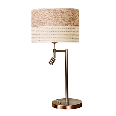 lámparas De Mesa Cabecera del Dormitorio Mesa Moderna Y ...