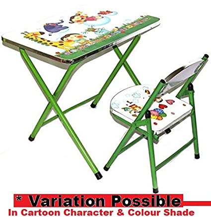 Buy Trugood Kid S Learning Activity Wooden Folding Study Table And