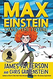 Book Cover: Max Einstein: Saves the Future